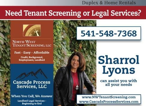 NorthWest Tenant Screening Services - Advertisement